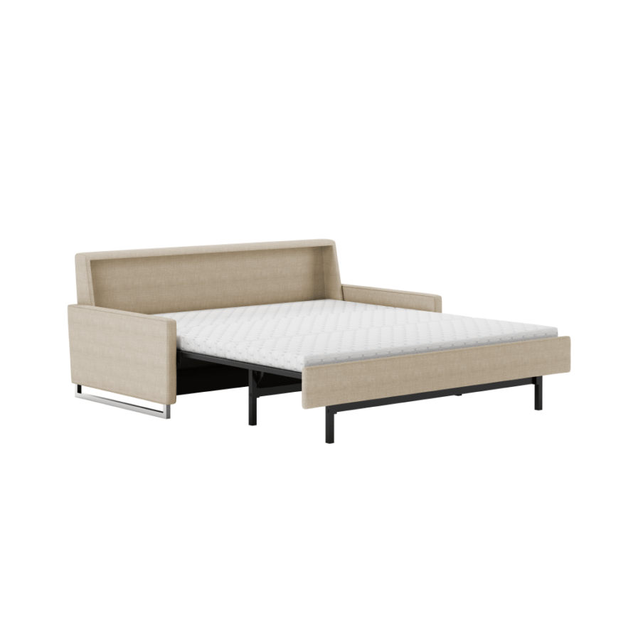 American Leather-Brandt Comfort Sleeper-Open