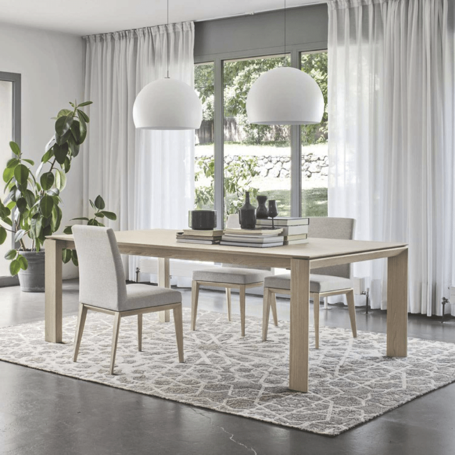 Calligaris Bess low chair_Omnia table