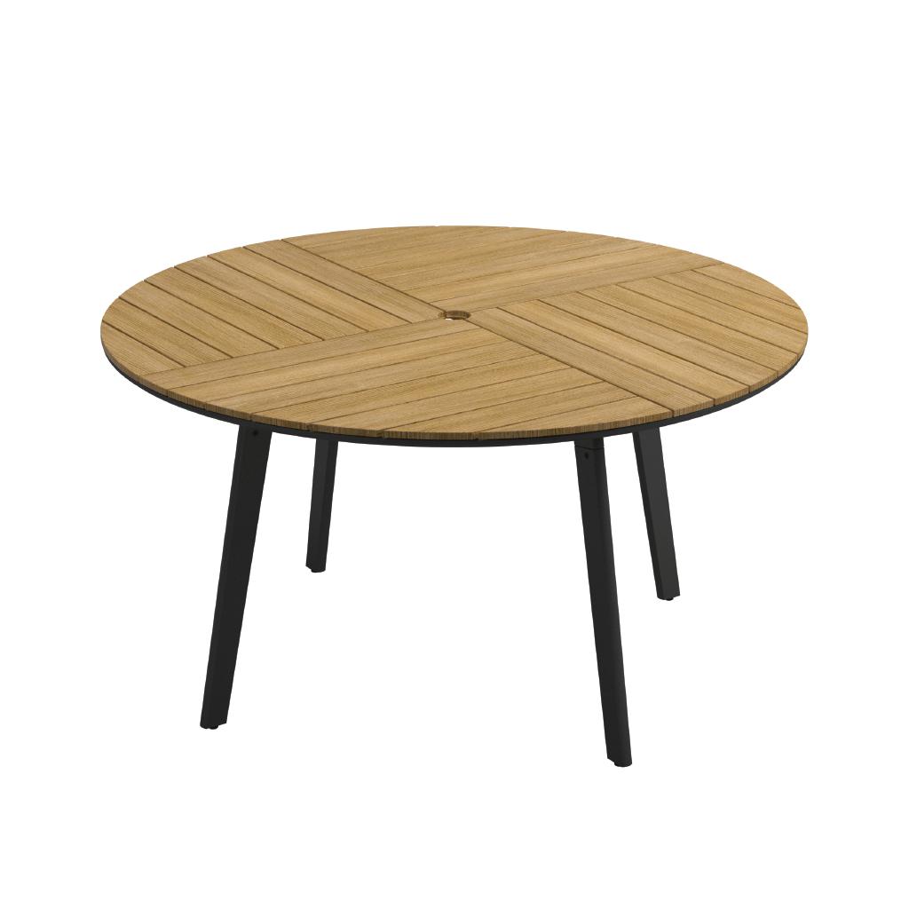 Carver Round Dining Table Ginger Jar Furniture