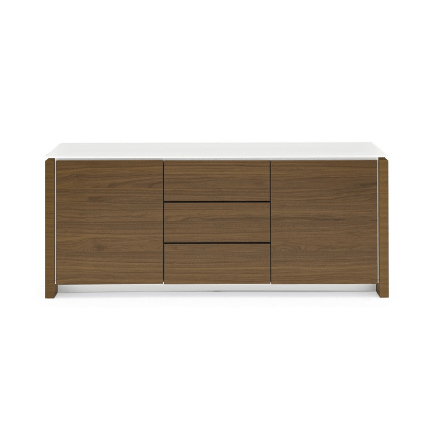 Calligaris Mag 2 Door 3 Central Door Buffet