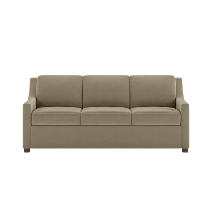 American Leather Perry Comfort Sleeper-closed