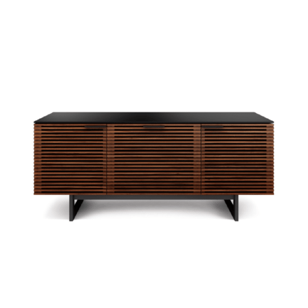 BDI corridor-8177-home-theater-cabinet-soundbar-chocolate-walnut-no-prop-1