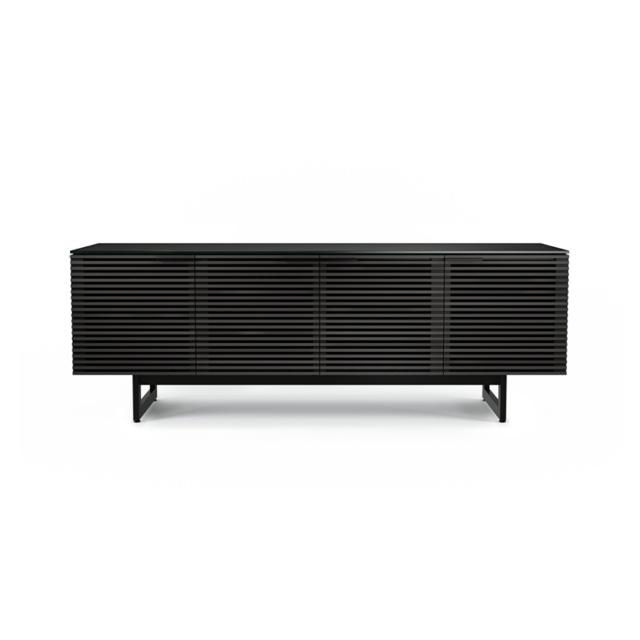 BDI corridor-8179-modern-TV-cabinet-charcoal-1