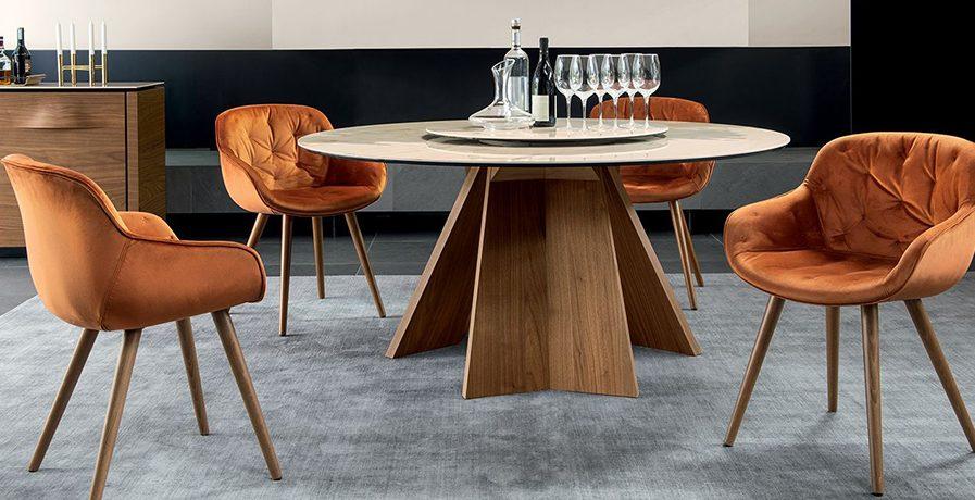 Calligaris-Icaro-table-Igloo-Soft-chairs