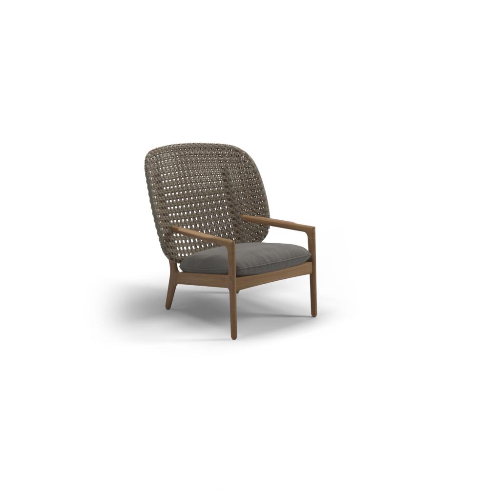 Kay Lounge Chair Ginger Jar Furniture