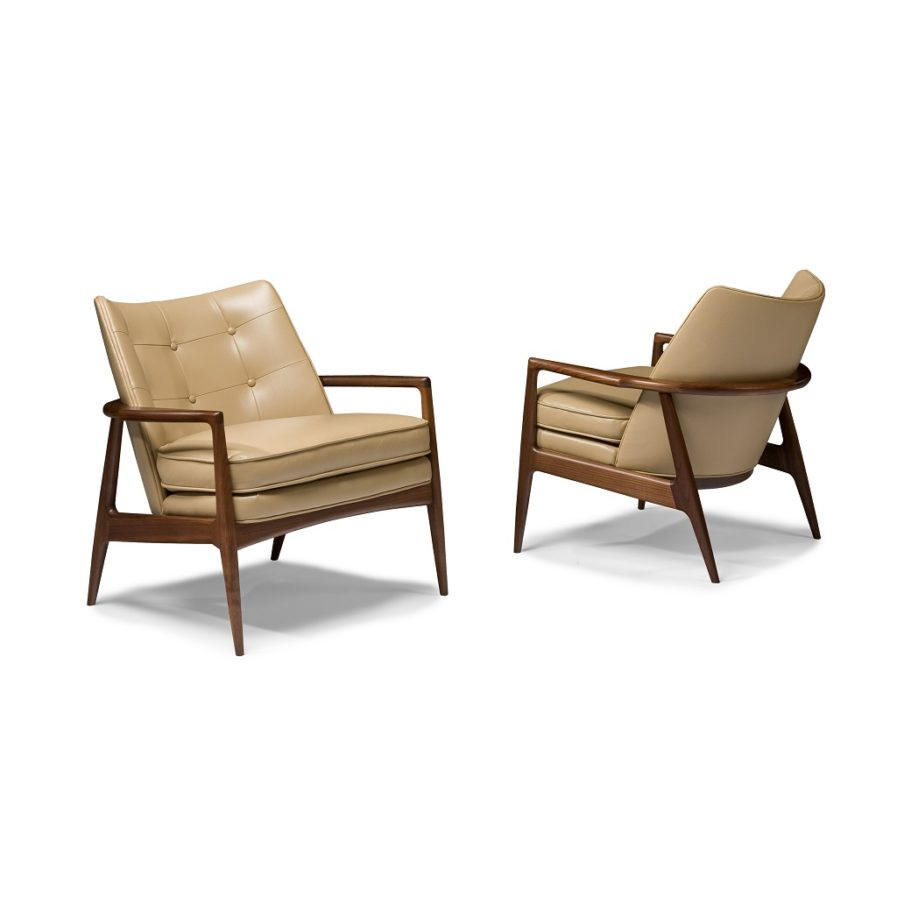 Thayer Coggin Draper 1230-103 Chairs