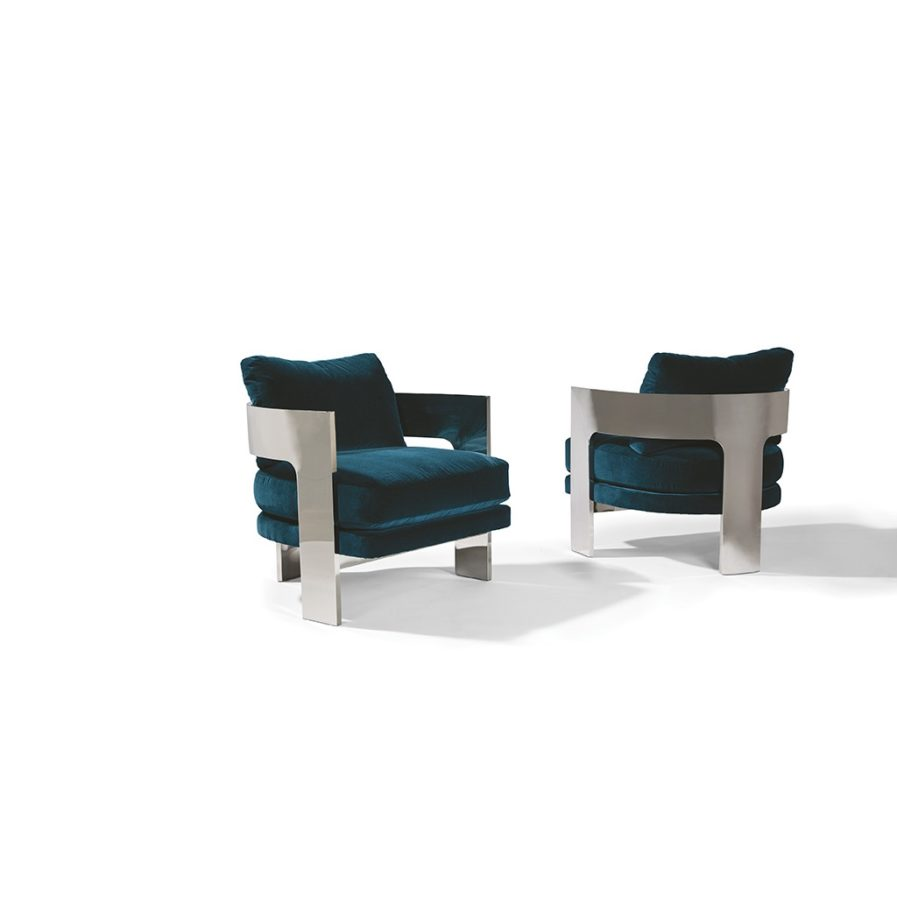 Thayer Coggin On 3 1429-103-PS Lounge chair