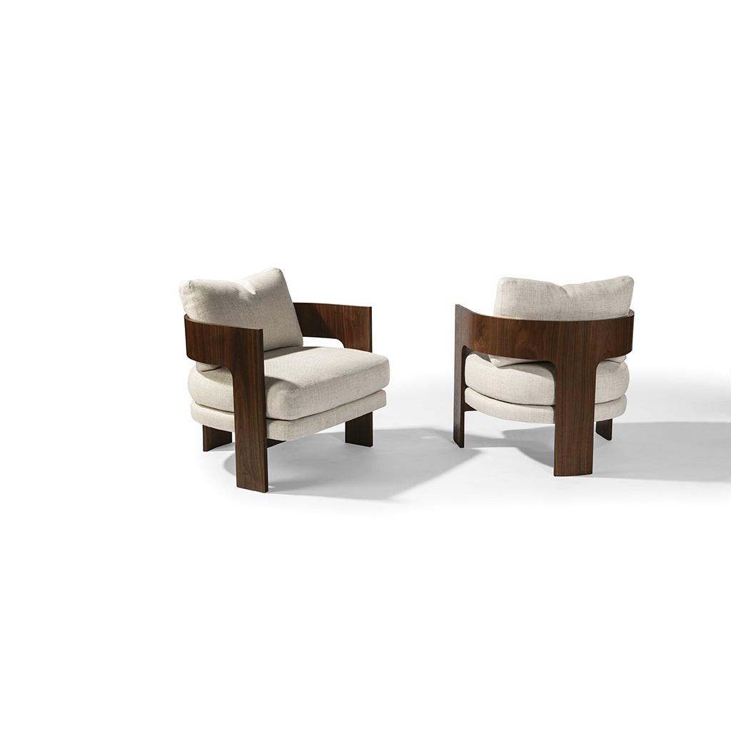 On 3 Lounge Chair Ginger Jar Furniture