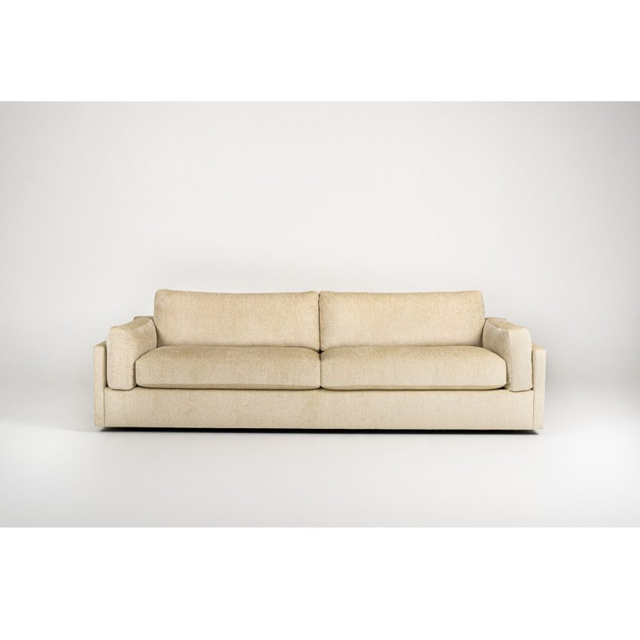 American Leath Cooks Sofa - front