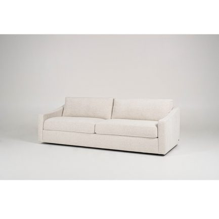 American Leather Doran sofa-front angle