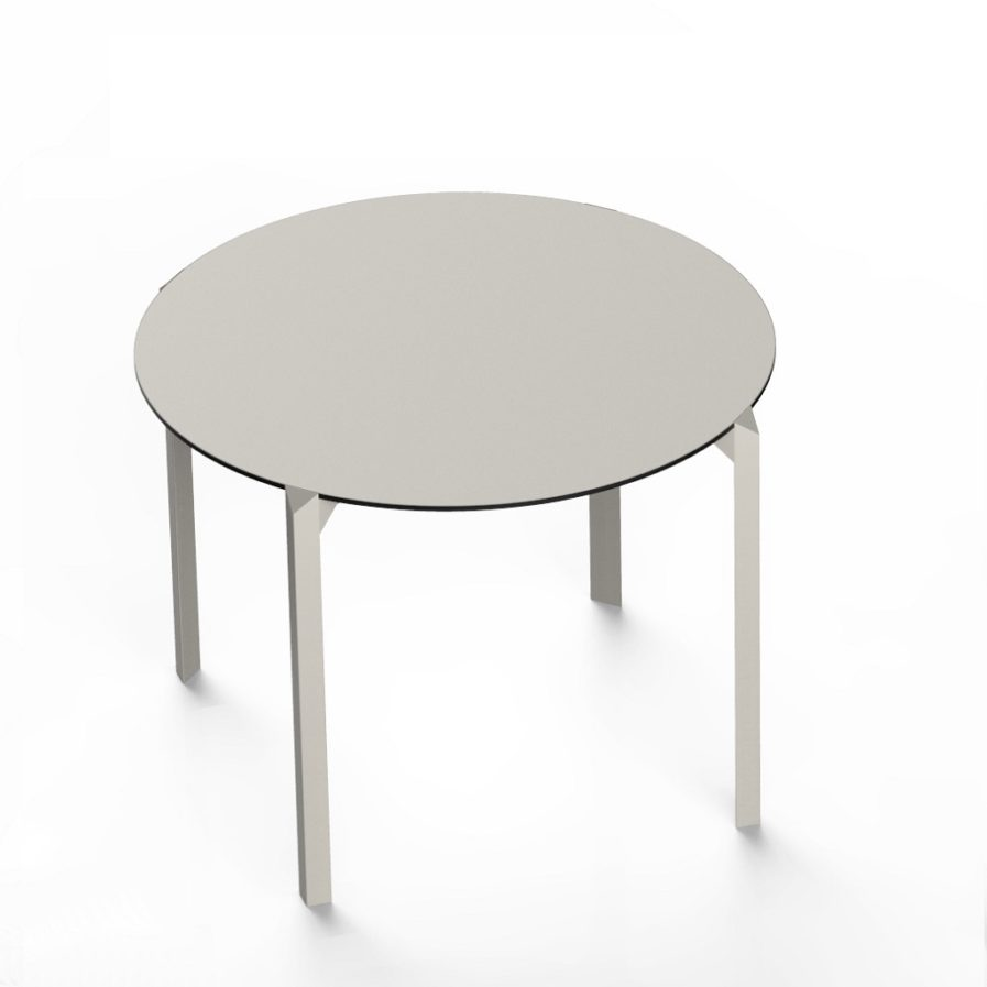 Vondom Quartz Round Table
