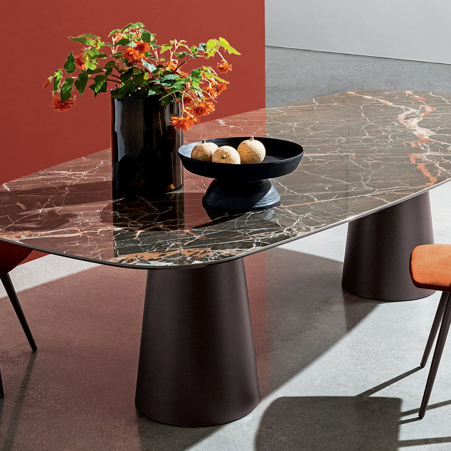 Sovet Totem table two bases